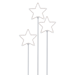 3 Star lamp white